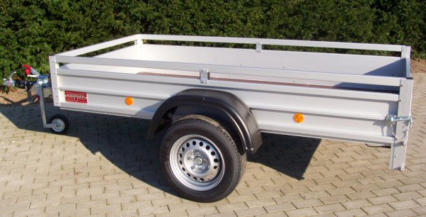 Anh nger koch alu 1200kg gg 960 kg nutzlast ebay for Koch 125 250